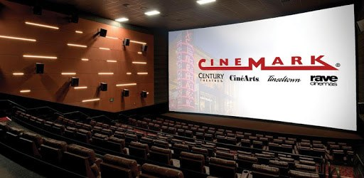 Cinemark Theatres pc screenshot