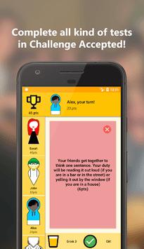 Drink & Smiles: Drinking games pc screenshot 1