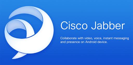 Cisco Jabber pc screenshot
