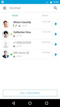 Cisco Jabber APK screenshot 1