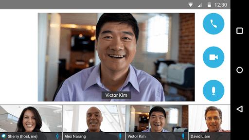 Cisco Webex Meetings APK screenshot 1