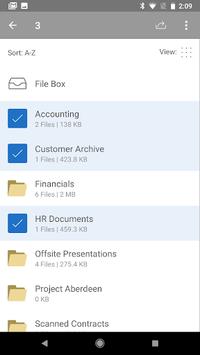 Citrix Files APK screenshot 1