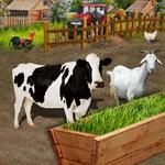 Animal Farm Fodder Growing & Harvesting Simulator icon