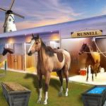 My horse hotel resorts : train & care horses icon