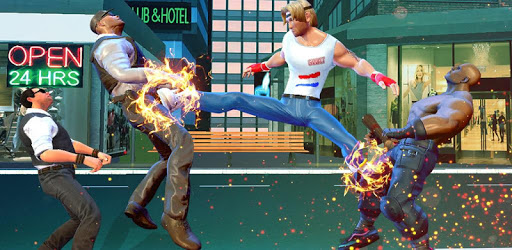 Rage Fight of Streets - Beat Em Up Game pc screenshot