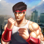 Rage Fight of Streets - Beat Em Up Game icon