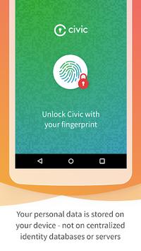 Civic Secure Identity APK screenshot 1
