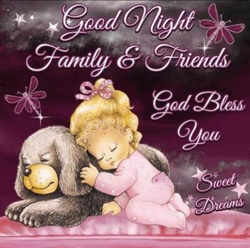 Good Night Wishes APK screenshot 1