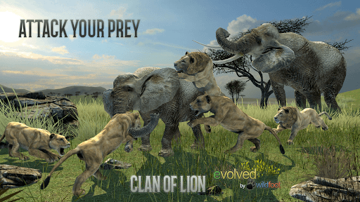 Clan of Lions pc screenshot 1