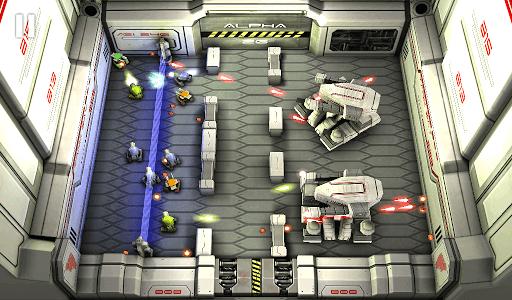 Tank Hero: Laser Wars APK screenshot 1