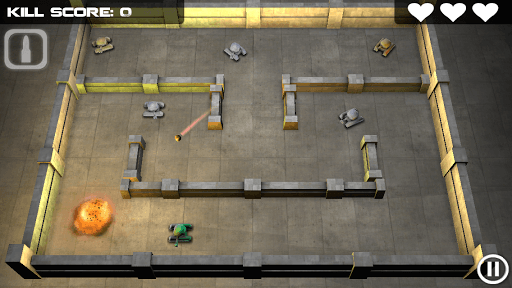 Tank Hero APK screenshot 1