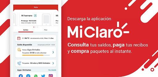 Mi Claro Perú pc screenshot