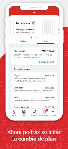 Mi Claro Perú APK screenshot 1