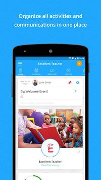 ClassTag Parent Teacher App APK screenshot 1
