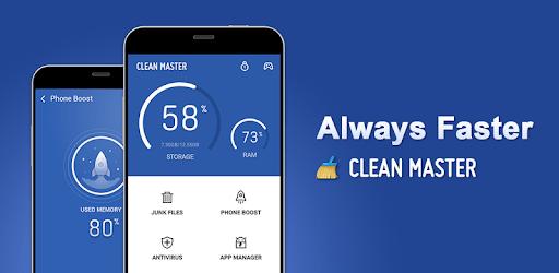 Clean Master - Antivirus, Cleaner & Booster pc screenshot