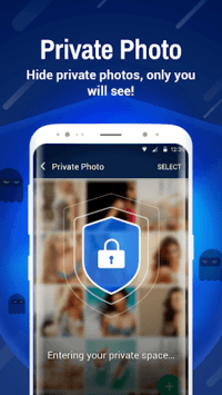 Clean Master - Antivirus, Cleaner & Booster APK screenshot 1