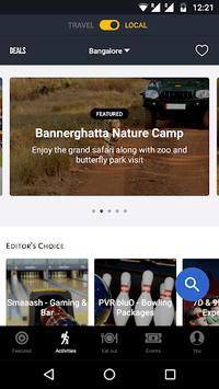 Cleartrip - Flights, Hotels & Activities App APK screenshot 1