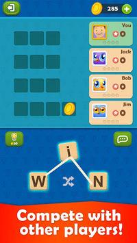 Word Olympics: Online Puzzle APK screenshot 1