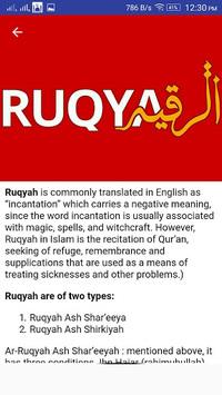 Ruqyah for Jinn & Evil Eye APK screenshot 1