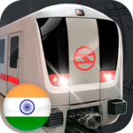 Delhi Subway Train Simulator icon