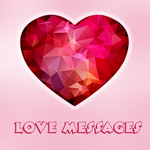 Love Messages: SMS Collection & Stickers APK icon