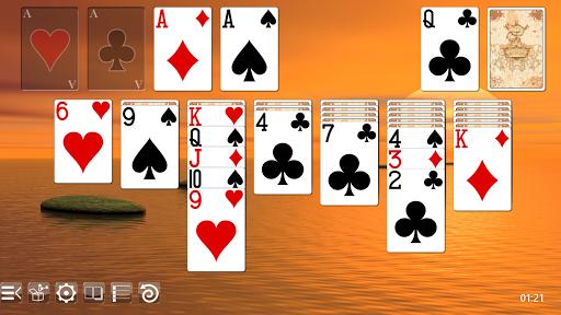 Solitaire Free APK screenshot 1