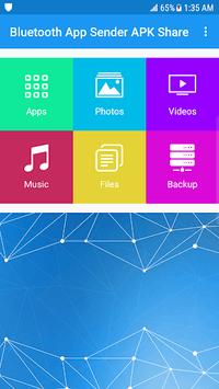 Bluetooth App Sender APK Share APK screenshot 1