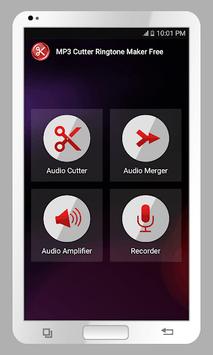 MP3 Cutter and Audio Merger APK screenshot 1