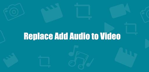 Replace Add Audio to Video pc screenshot