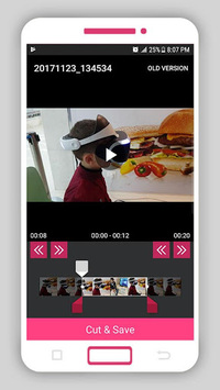 Smart Video Compressor and resizer APK screenshot 1