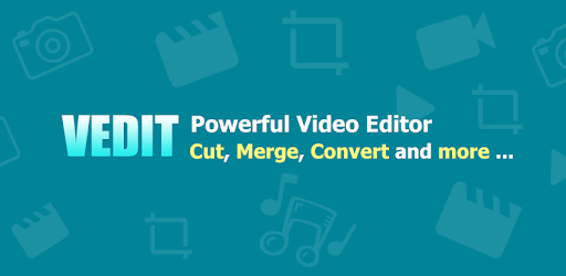 VEdit Video Cutter and Merger pc screenshot