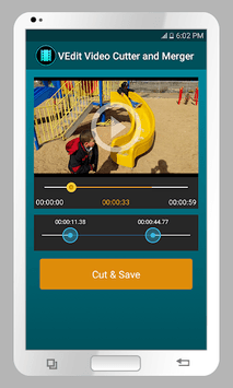 VEdit Video Cutter and Merger APK screenshot 1