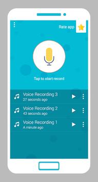 Unlimited Voice Changer Free APK screenshot 1