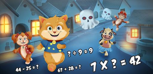 Toon Math: Endless Run and Math Games pc screenshot