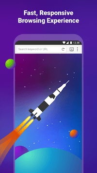 Puffin Web Browser APK screenshot 1