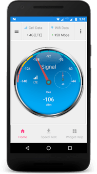 Signal Strength APK screenshot 1