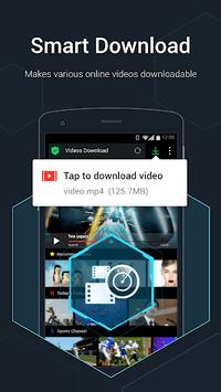 Armorfly Browser & Downloader - Private , Safe APK screenshot 1