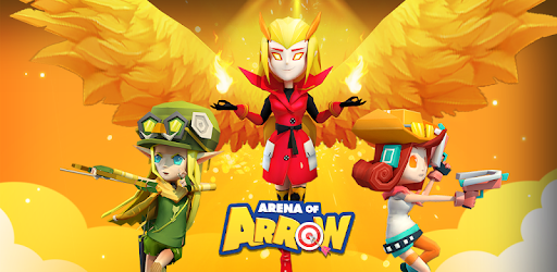 Arena of Arrow-3v3MOBA Game pc screenshot