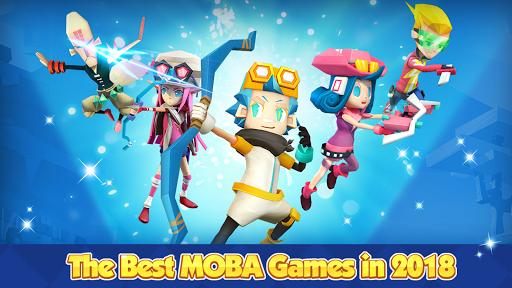 Arena of Arrow-3v3MOBA Game APK screenshot 1