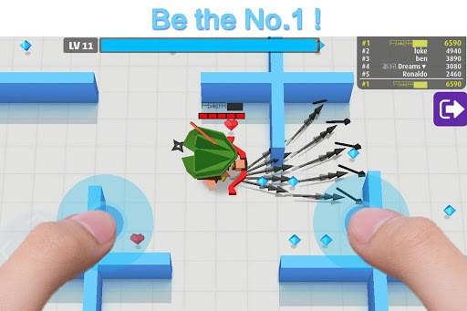Arrow.io APK screenshot 1