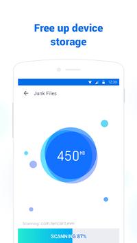 Clean Master Lite - For Low-End Phones APK screenshot 1
