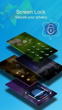 CM Locker - Security Lockscreen APK screenshot 1