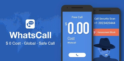 WhatsCall Free Global Phone Call App & Cheap Calls pc screenshot