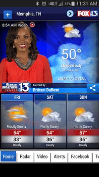 FOX13 Weather App pc screenshot 2