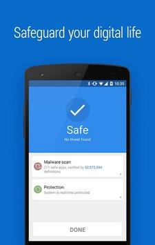 CM Security Lite - Antivirus APK screenshot 1