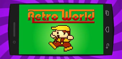 Retro World pc screenshot