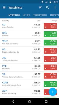 CNBC: Breaking Business News & Live Market Data APK screenshot 1
