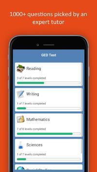 GED Practice Test 2019 Edition APK screenshot 1