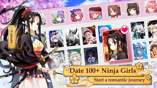 NinjaGirls:Reborn APK screenshot 1
