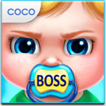 Baby Boss - Care & Dress Up APK icon